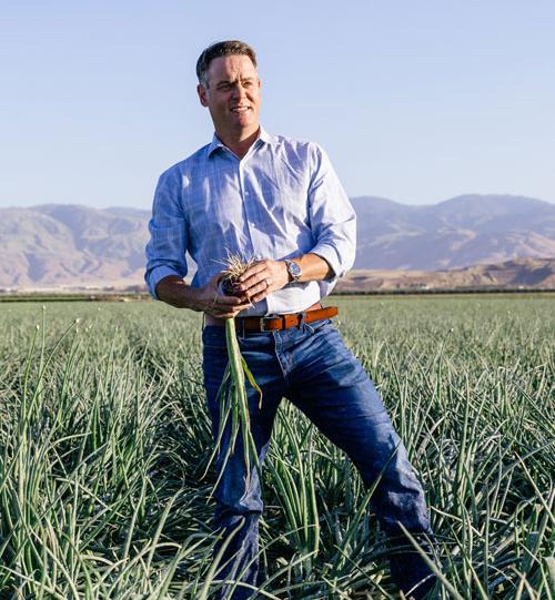 Michael Valpredo, Co-founder, Country Sweet Produce