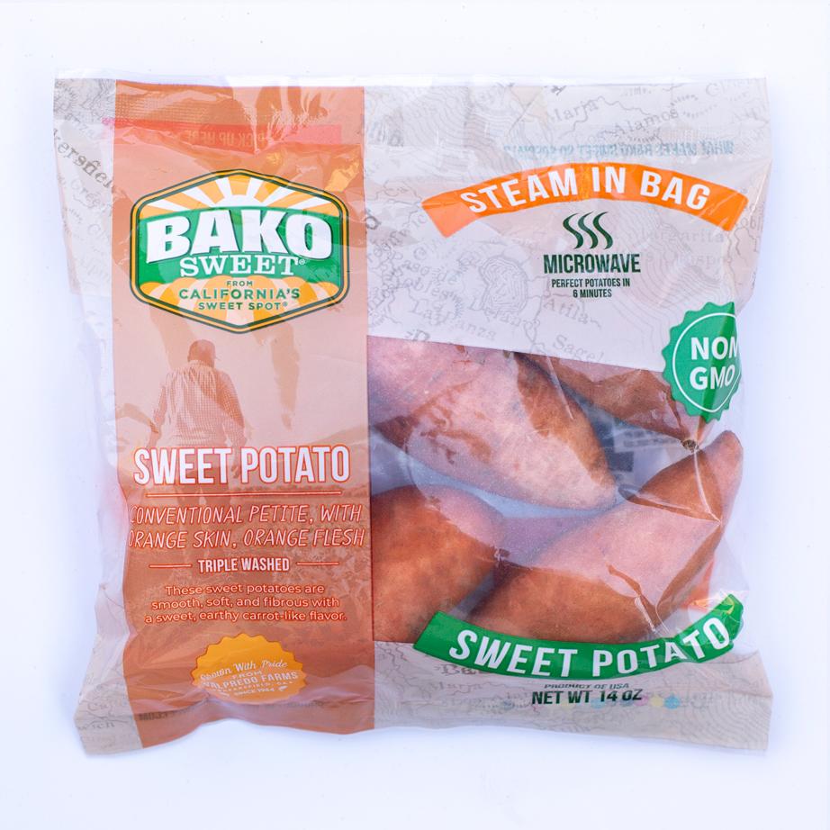 NEW! Orange Skin Orange Flesh Steam Bag