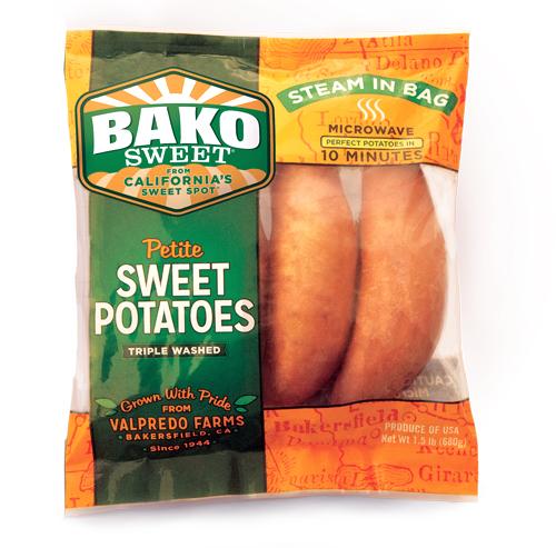 Petite Bako Steam Bag