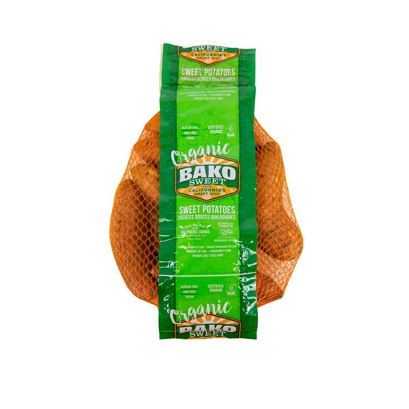 Organic Sweet Potato Bag